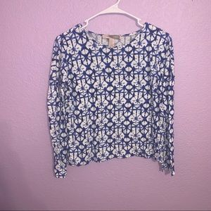 Forever 21 contemporary XS long sleeve